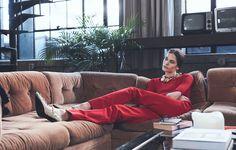 Dean Isidro for Grazia Italia with Darya Kostenich   Fashion Editorials Team Theme, Elegant Outfit, Fashion Stylist, Editorial Fashion, Bean Bag Chair, Improve Yourself, Vogue, Stylists, Fashion Editorials