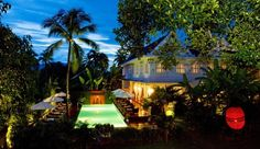 Maison Souvannaphoum: The hotel is characterized by a sweet simplicity and a colonial-style grace.