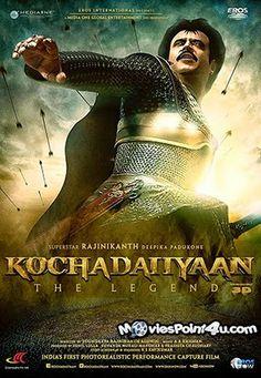 Kochadaiiyaan (2014) Triple Audio DVDScr Watch and Download