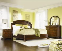 Evolution Queen Bedroom Group by Legacy Classic. FM