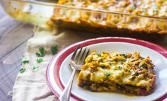 Low Carb Lasagne Receptura