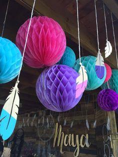 Little Big Company | The Blog: Maya's boho themed 1st birthday by Rebecca King