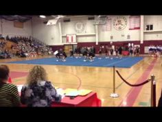 Killingly Intermediate School at Cheer For A Cure(1ST PLACE