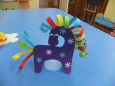 Winter Crafts For Kids, Paper Crafts For Kids, Diy Arts And Crafts, Spring Crafts, Diy For Kids, Jungle Crafts, Fox Crafts, Animal Crafts, Cute Drawings For Kids