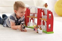 Amazon.com: Fisher-Price Little People Animal Friends Farm: Toys & Games