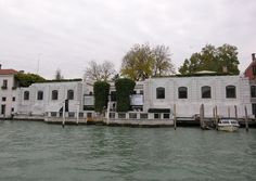 Peggy Guggenheim Museum - Grand Canal - She was a handful...in her day