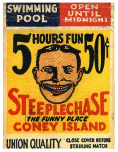 Coney Island Fun Times by paul.malon, via Flickr