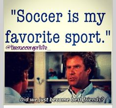 kicking and screaming... what he calls the funniest movie ever.