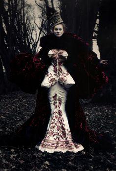 Christian Dior Haute Couture, Patrick Demarchelier