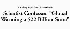 """The Cold Truth Initiative 11/12/2014 Scientist Confesses """"Global Warming a $22 Billion Scam"""""""