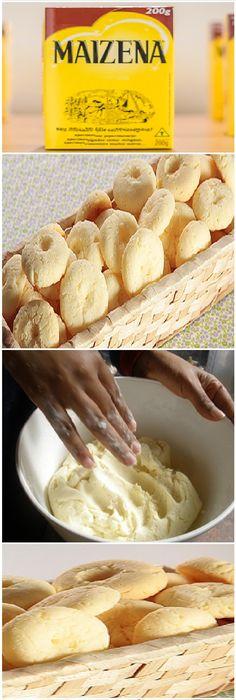 Cookie Desserts, Healthy Desserts, Easy Desserts, Cookie Recipes, Dessert Recipes, Mexican Food Recipes, Sweet Recipes, Croissants, Biscuit Cookies