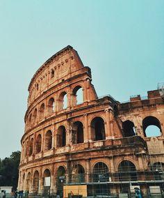 HONEYMOON! PART I (Rome) — TAYLOR KAMPA