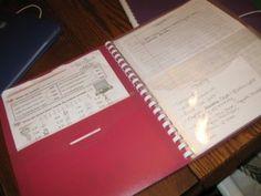 Our Homeschool Assignment Binder | Raising Arrows