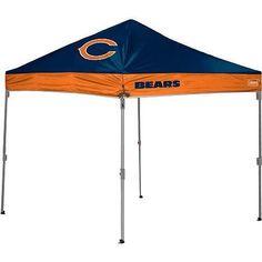 Chicago Bears NFL 10' x 10' Straight Leg Shelter