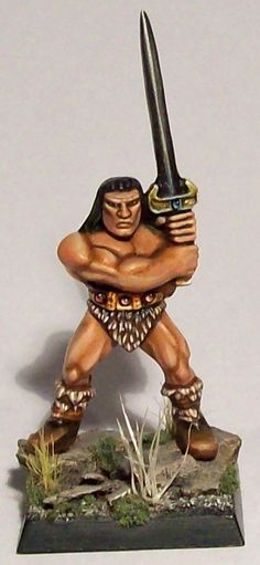 Heroquest Barbarian