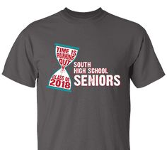 Original High School Designs - completely customize any of them. Change text, color, or mascots. Professional designers turn your ideas into reality. Class Of 2018 Shirts, Senior Class Shirts, Graduation Shirts, School Shirt Designs, School Shirts, Senior Jackets, Senior Sweatshirts, Football Mom Shirts, T Shirts With Sayings
