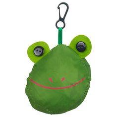 Reusable Shopping Bags, Reusable Bags, Frog Design, Design Festival, Pouch, Spirit, Christmas Ornaments, Holiday Decor, Fun