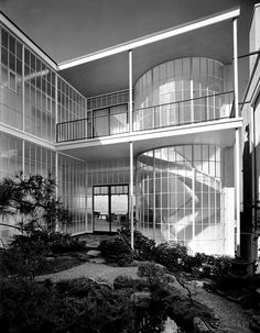 Coleman House, 1956, San Francisco, CAFrom The Houses of William Wurster: Frames for Living