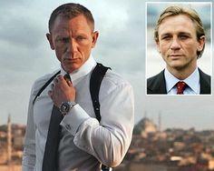 Daniel Craig as James Bond. The best Bond yet. Rachel Weisz, Daniel Craig Skyfall, Daniel Craig James Bond, Estilo James Bond, James Bond Style, Daniel Graig, Herren Style, Casino Royale, Bond Girls