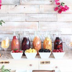 One Hope Wine Sangria Bar // bashplease