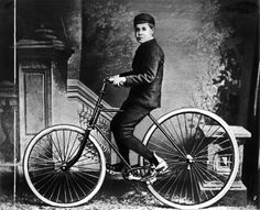 Before this day 7th December 1888, tyres were made of solid rubber, which made road journeys pretty bumpy. Then Scottish inventor John Boyd Dunlop patented the first practical inflatable tyre. He initially tested it on his son's John Dunlop Jr tricycle and when the lad went happily whizzing off Boyd progressed to bikes and carriages. .Within a year his tyres were sweeping the board at cycle race meetings and travellers were enjoying a smoother ride all round