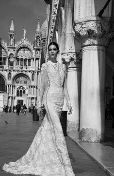 Inbal Dror Wedding Dress Collection 2015 | Bridal Musings Wedding Blog 92