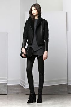 HUGE fan of the F/W 12 collection by Neil Barrett. Especially this look.  See the rest on Style.com