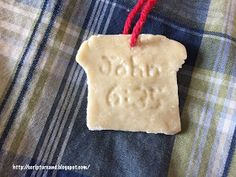 Bible verse necklace craft - the clay is made out of bread and glue with John on the back Check out our variety of custom and inspirational jewelry by Sassy Planet. Bible Object Lessons, Bible Lessons For Kids, Bible For Kids, Back To School Necklaces, Jesus Necklace, Childrens Sermons, Shabby Chic Jewelry, Bible Illustrations, Clay Crafts