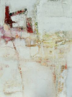 Contemporary abstract paintings by artist Jeane Myers