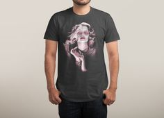 """""""Ghost"""" by droopbomb on men's t-shirts 