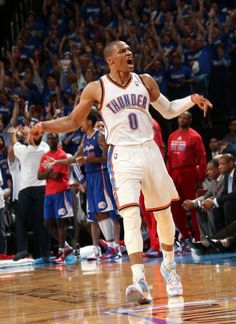 Photo Gallery: Game 2 vs. Clippers: May 7, 2014   THE OFFICIAL SITE OF THE OKLAHOMA CITY THUNDER
