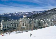 Park Hyatt Beaver Creek-A must for skiers or mountain lovers. This resort is all about the fun all year 'round.