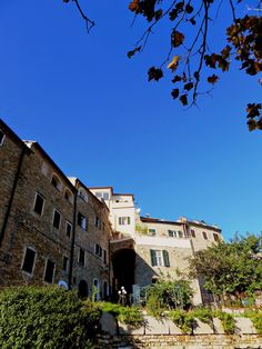 Cipressa (IM), centro storico, uno scorcio