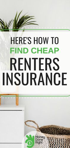 How to Find Cheap Renters Insurance - Let us help you save some money today! We'll show you how to score some affordable renters insurance. Tenant Insurance, Home Insurance, Insurance Website, Affordable Health Insurance, Health Insurance Policies, Tips And Tricks, Cheap Renters Insurance, Cheapest Insurance