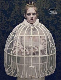 Vogue Russia December 2010
