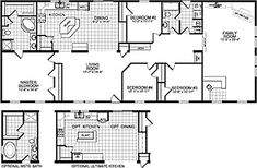 1000 Ideas About Double Wide Mobile Homes On Pinterest