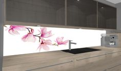 Küchenrückwand Kräuter SP688 Acrylglas für alle Untergründe Spritzschutz