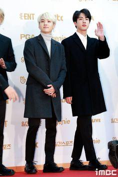 BTS•Golden Disk Awards red carpet