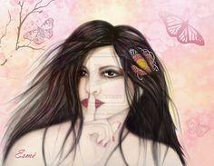 Shhhhh by Imramma.deviantart.com on @deviantART