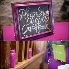Guestbook (Jennifer Bagwell Photography)