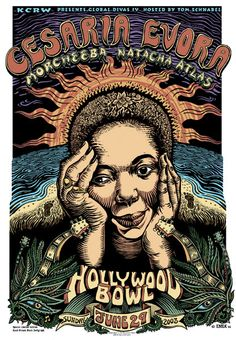 Cesaria Evora.. one of the best, RIP.  love, emek
