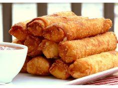 Fried Mozzarella-Pepperoni Sticks ~ Made Easy NoblePig.com