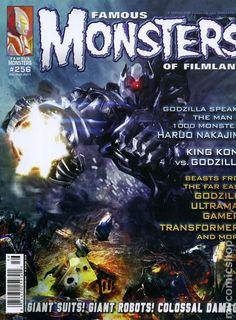 Famous Monsters of Filmland Magazine #256
