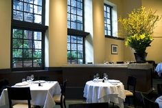 Gotham Bar and Grill – New York Restaurant   Travel in New York