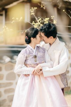 Korean Wedding Photography - Hanbok Photo shoot at Namsangol Hanok Village by Henshe Snap on OneThreeOneFour 1