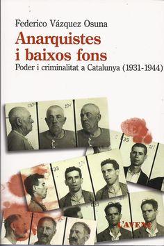 http://cataleg.ub.edu/record=b2166030~S1*cat #Anarquisme #Catalunya