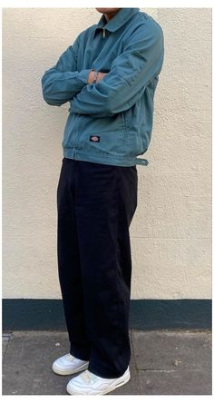 Retro Outfits, Cool Outfits, Casual Outfits, Fashion Outfits, Vetement Fashion, Stylish Mens Outfits, Looks Vintage, Looks Cool, Mens Clothing Styles