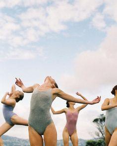 Dancers by Sarah Burton Dance Photography Dance Photography, Portrait Photography, Fashion Photography, Lingerie Photography, Movement Photography, Pastel Photography, 35mm Film Photography, Feminism Photography, Aesthetic Photography People