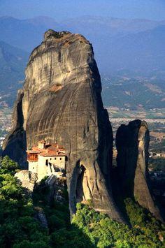 Meteora, Greece #Life #Getaway #Greece