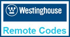 Westinghouse Products Remote Control Codes - Use a different remote to control your Westinghouse TV